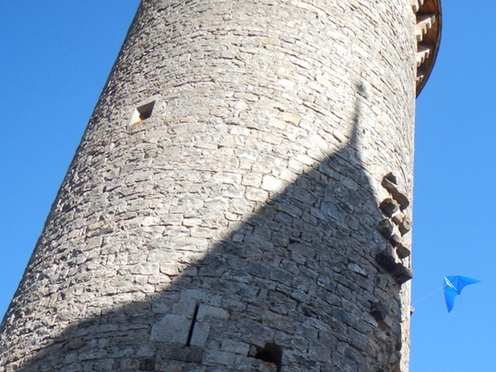 Château de St Saturnin en Lozère